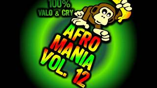 anteprima AFRO MANIA vol. 12 - 100% VALO & CRY