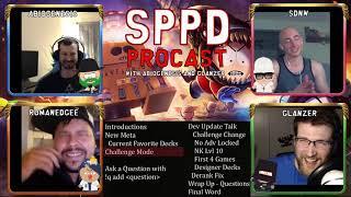 South Park Phone Destroyer Podcast   SPPD Procast #1 Ft Glanzer, Abiogenesis, SDNW, Roman