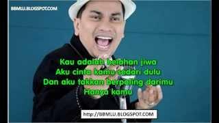 Tompi - Sedari Dulu (karaoke)