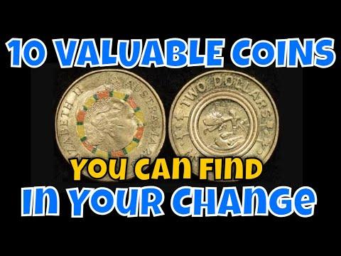 TOP 10 Rare Australian Coins Found In Change