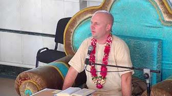Бхагавад Гита 4.10 - Мадхава Кришна прабху