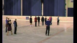 Ravensburger Waltz - 2014 Jimmy Young Ice Dance Course Garmisch-Partenkirchen