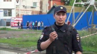 В Астрахани полиция выясняет обстоятельства взрыва боеприпаса