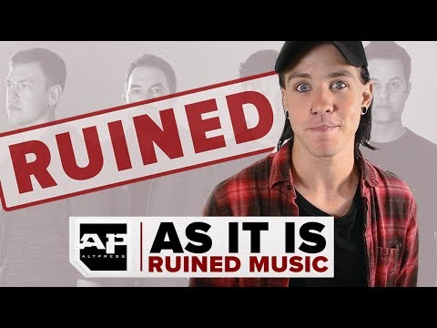 AS IT IS RUINED MUSIC