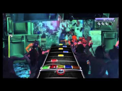 Black Veil Brides - Rebel Love Song - Rock Band Expert Guitar