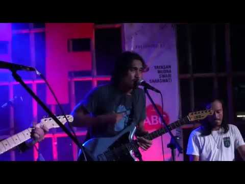 Zat Kimia - Euforia, ku hampa - Perform at UFF 2018, Ubud