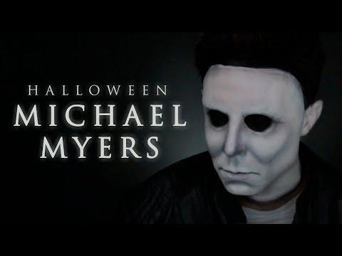 Michael Myers Halloween- MAKE UP