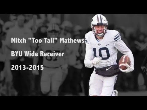 Mitch Mathews BYU Career Highlights