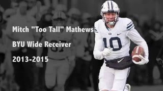 Mitch Mathews BYU Career Highlights