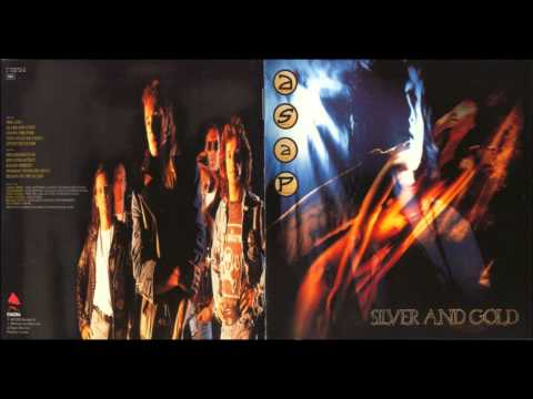 A.S.A.P.  Adrian Smith and Project - Silver and Gold (full album) HD