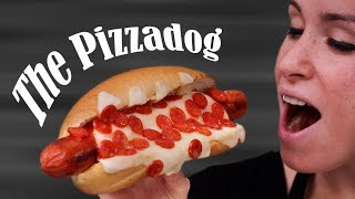 PIZZA DOG 🌭🍕 VS PIZZA DOG 🌭🍕