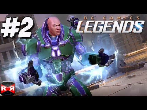 DC Comics Legends (By Warner Bros.) - iOS / Android - Gameplay Video Part 2