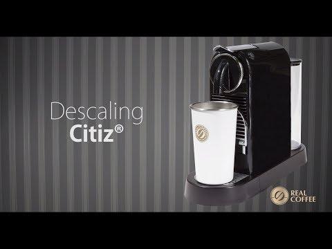 Descaling Nespresso Citiz®