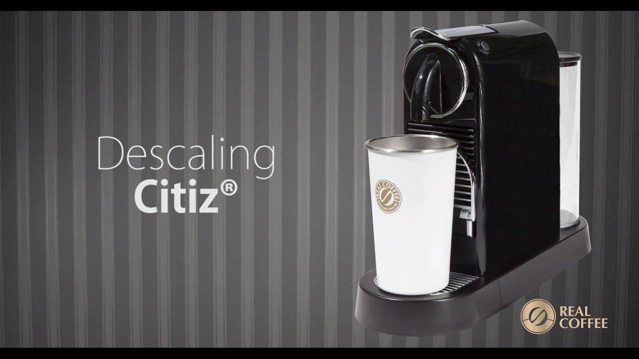 Descaling Nespresso Descaler Instructions To All Nespresso