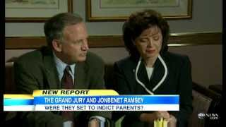 Grand Jury Wanted to Indict JonBenet Ramsey