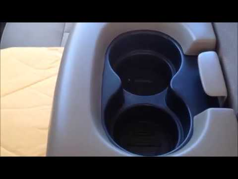 2004 F150 Console Cup Holder Removal/Repair