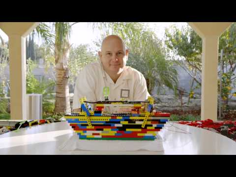 5000 Lego® Bricks, Unlimited Inspiration