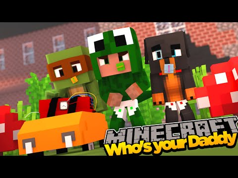 Minecraft - WHO'S YOUR DADDY? MAX THE MONKEY!