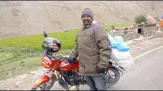 [HINDI] LADAKH BIKE TRIP ON BAJAJ PLATINA !!! People are awesome !!   Bigbang Biker