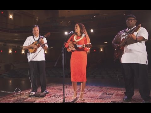 Raiatea Helm -  Kimo Hula (HiSessions.com Acoustic Live!)