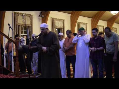 Sheikh Hussam Salah at Masjid El-Zahra Midland Park, New Jersey