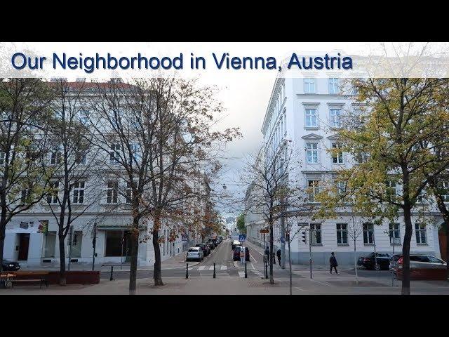 Vienna - Our Neighborhood