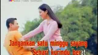 Rindu berat - Original version (HESTY DAMARA)