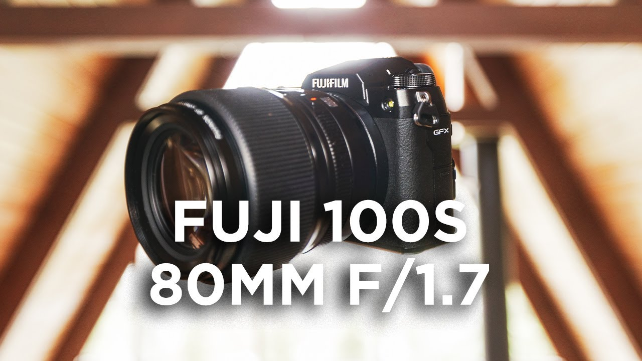 FUJI GFX 100s + 80mm f/1.7 lens w/ RAW files (high iso + high DR)