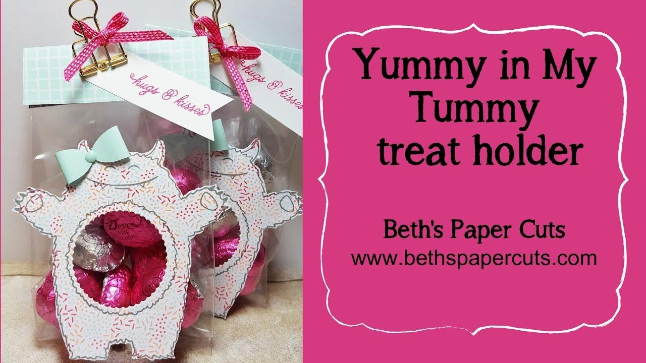 Yummy in my Tummy Valentine treats ~ Beth's Paper Cuts ...  Yummy in my Tum...