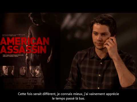 [VOSTFR] Dylan O'Brien  - Interview On American Assassin