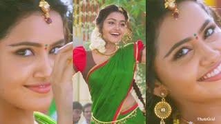 Enge Ponaalum Unnudaiya Ennam Illamal💞 Nee Kidaithai Song💞Anupama cute Romance 💞whatsapp status