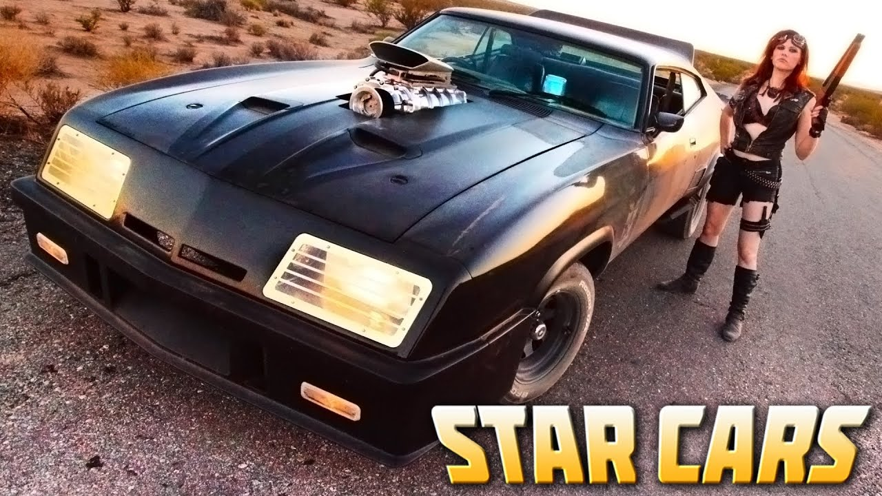 Star Cars Mad Max Machines Wasteland Weekend Ep Youtube