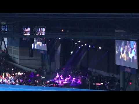 """Chris Stapleton """"Tennessee whisky"""" live at summer fest on 7/6/17"""