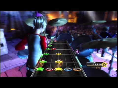 Guitar Hero : Warriors Of Rock - Linkin Park - Bleed It Out - Expert 100%