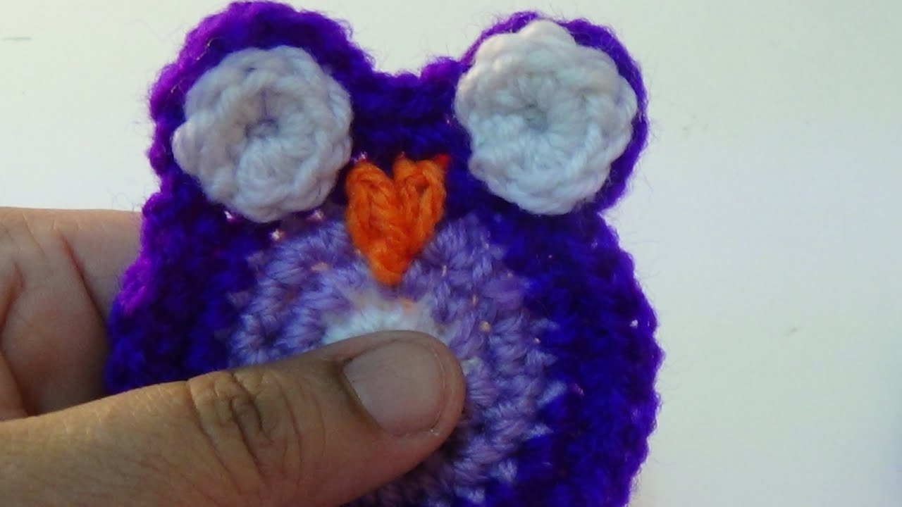 Crochet owl pattern youtube bankloansurffo Gallery