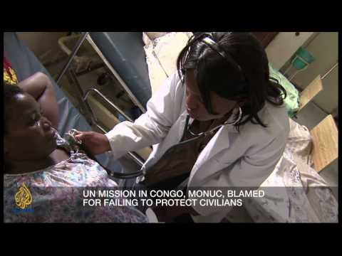 Inside Story - Sexual violence blights DR Congo