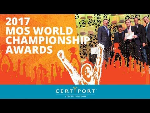 2017 MOS World Championship Awards Ceremony