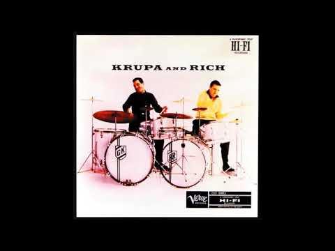 Gene Krupa & Buddy Rich - Krupa And Rich (1956) (Full Album)