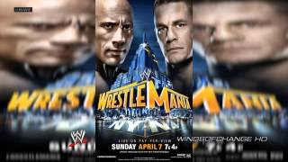 "2013: WWE Wrestlemania 29 (XXIX) Official Theme Song ""Coming Home"" [HD & Download]"