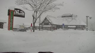 車中泊の冬の旅 ⑨ 磐梯(福島県) ~ 米沢 ~ 天童(山形県) 2014年12月14日