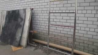 видео Элемент поручня для бассейна