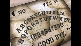 DIY: Ouija Board