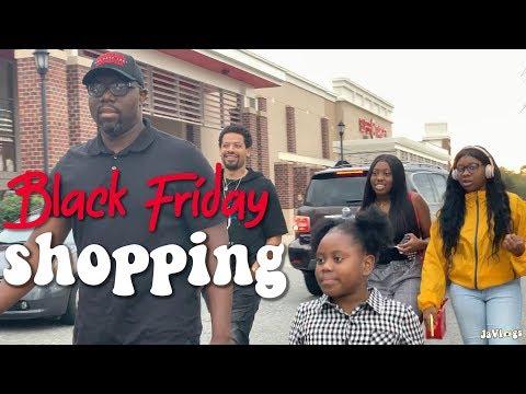 Black Friday Shopping | Family Vlogs | JaVlogs