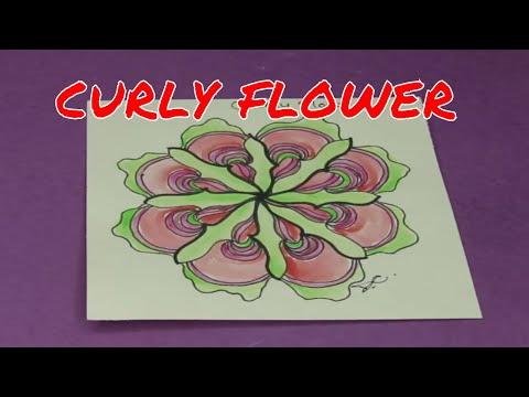 Curly Flower
