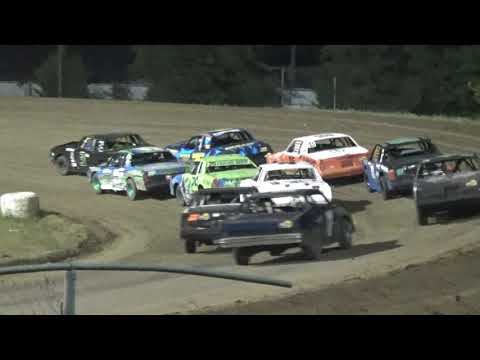 Hobby Stock Feature Princeton Speedway 8-30-2019