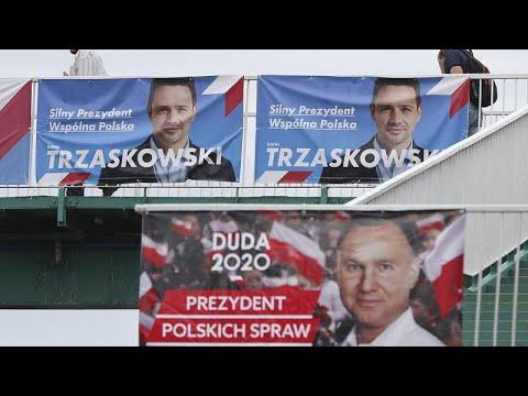 فوز الرئيس البولندي أندريه دودا بولاية جديدة  - نشر قبل 26 دقيقة