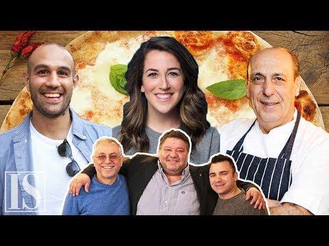 Pizza: le reazioni dei pizzaioli italiani ai video più visti al mondo!