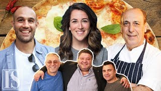 Pizza: the reactions of Italian Pizza Chefs to the most watched videos in the world!