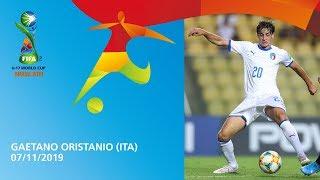 Oristanio v Ecuador [GOAL OF THE TOURNAMENT] - FIFA U17 World Cup 2019