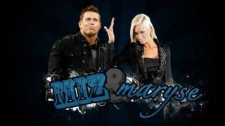 WWE: The Miz & Maryse Theme Song - I came to faire mal
